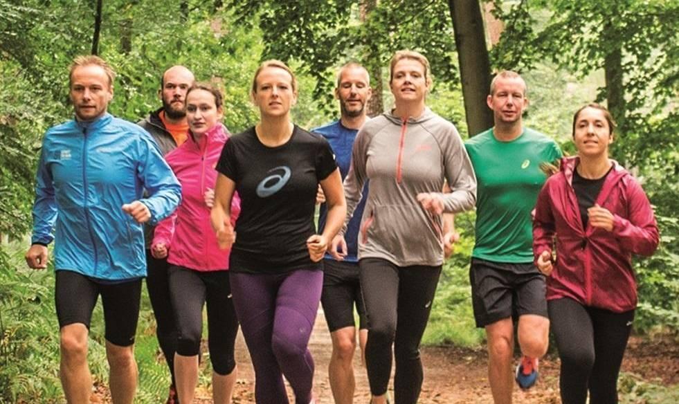 Hardlopen met Fiht in Schalkwijk