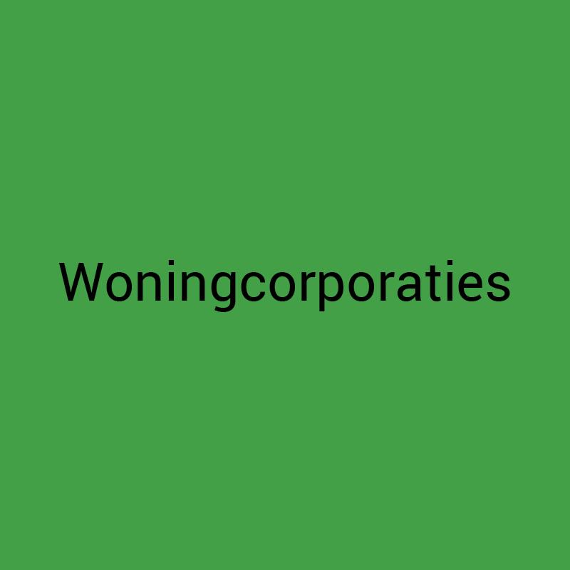 Woningcorporaties