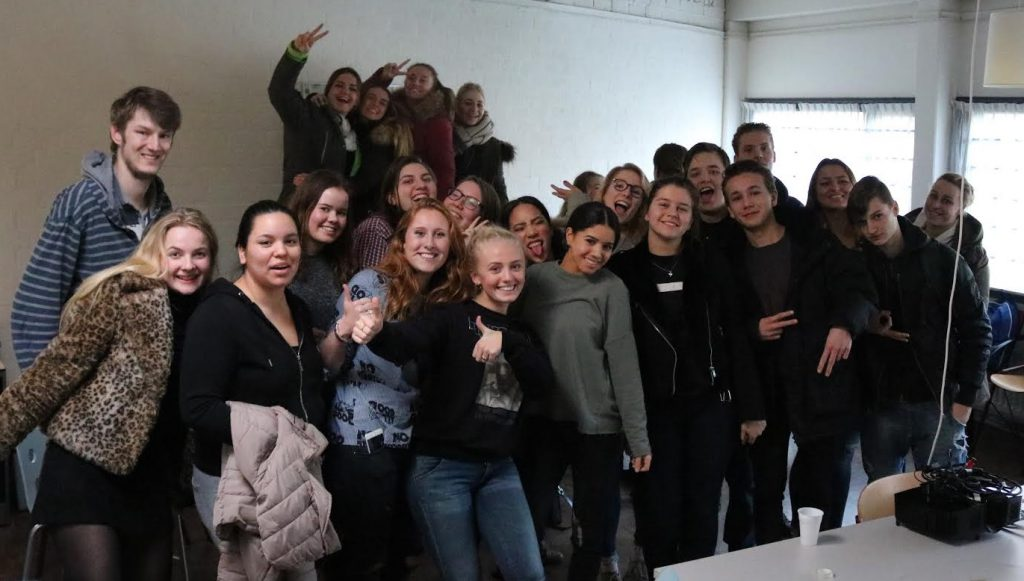 Buurtonderzoek en Oasis Games in Molenwijk