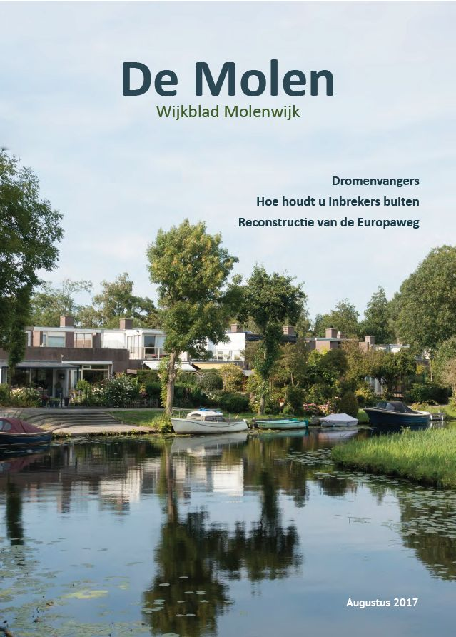Wijkkrant de Molen september 2017