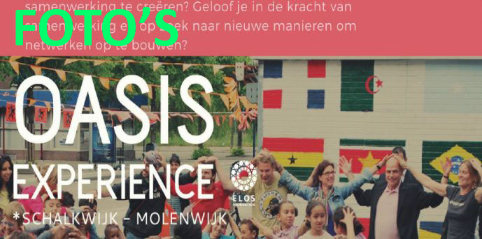 Oasis Game groot succes!