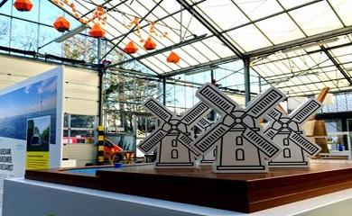 Tentoonstelling Noord-Holland opgewekt!