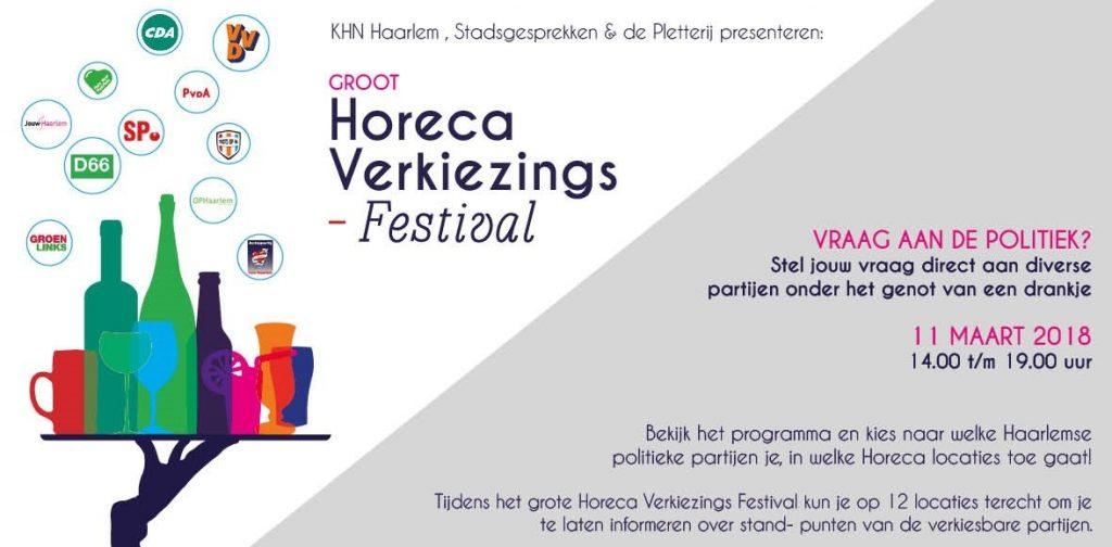 Horeca Verkiezings Festival