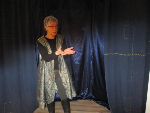 Opening Verteltheater De Blauwe Salon