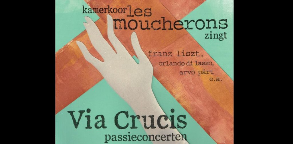 Kamerkoor zingt Via Crucis van Franz Liszt