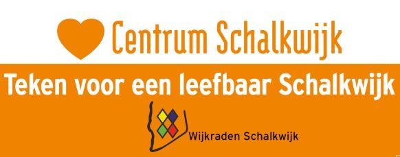 Wijkraden Schalkwijk voor Centrum Schalkwijk