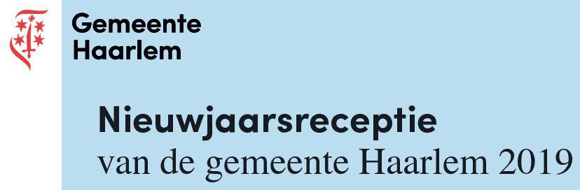 Nieuwjaarsreceptie van de gemeente Haarlem 2019