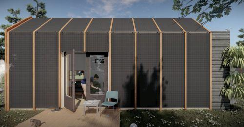Huur een Tiny House aan de Zwemmerslaan in Haarlem