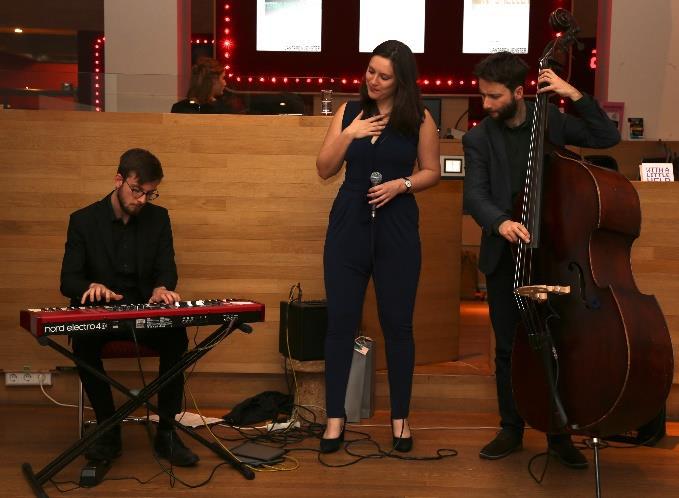 Winkelcentrum Schalkwijk goes Jazz