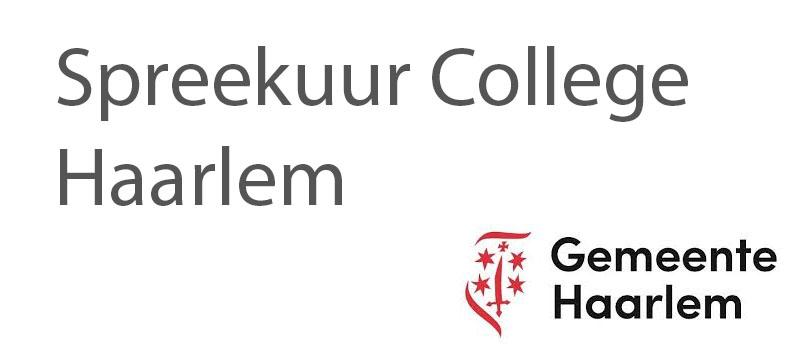 College Haarlem houdt spreekuur in Schalkwijk
