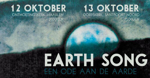 Kamerkoor Les Moucherons zingt Earth Song