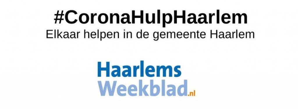 CoronaHulp Haarlem