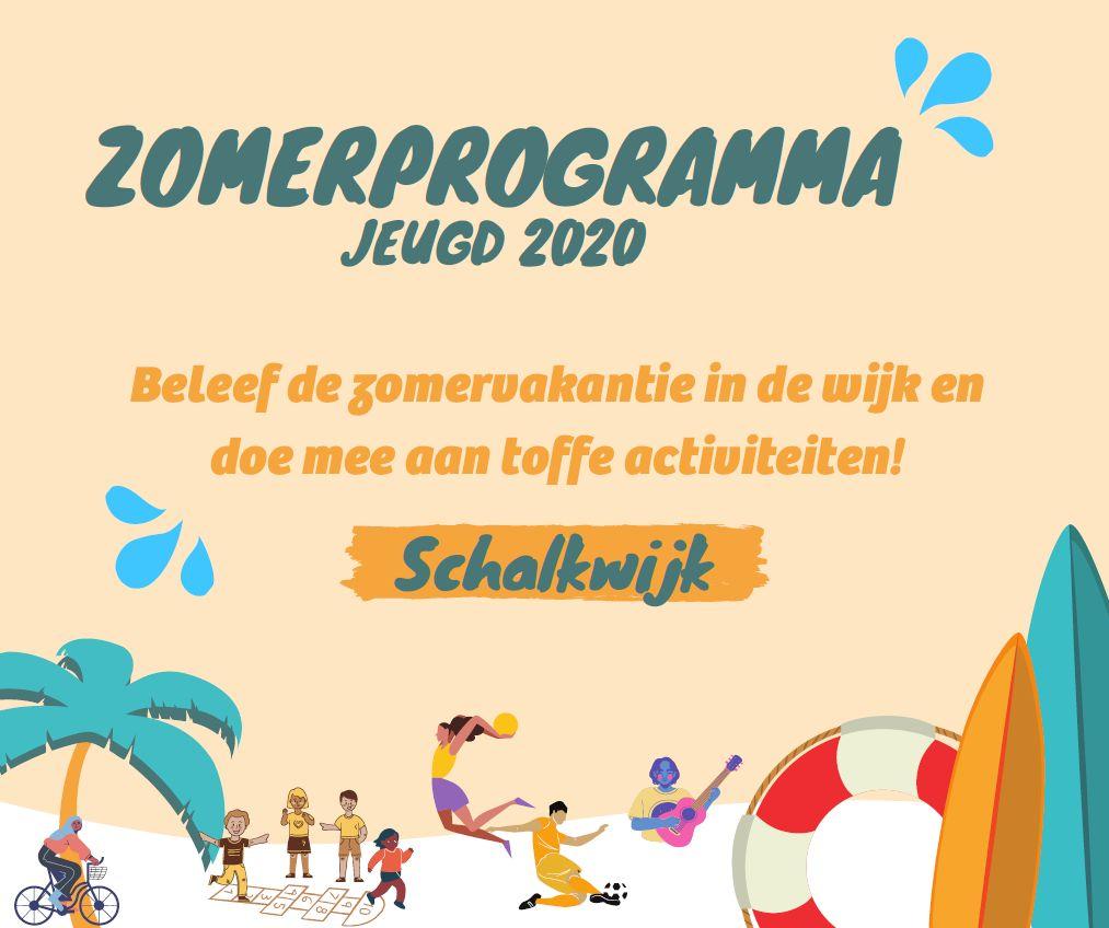 Zomerprogramma Schalkwijk