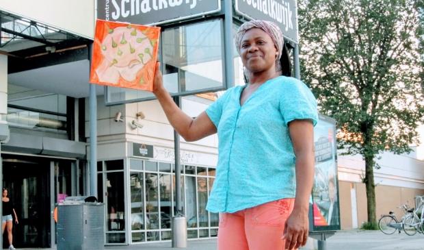 Kunstroute Schalkwijk terug
