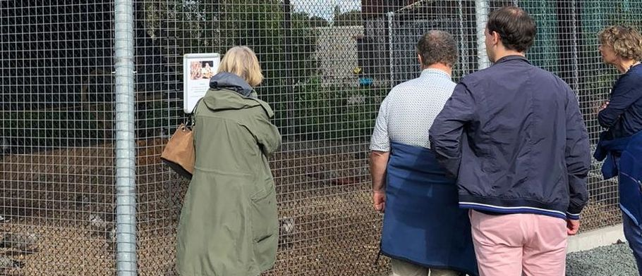 Lof voor rondleiding Vogelhospitaal