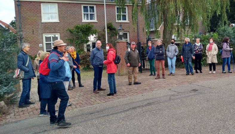 Belangstelling voor geschiedenis Schalkwijk