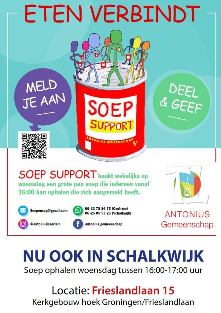 Soep Support Schalkwijk